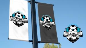 Spartanburg Ayso Soccer Logo